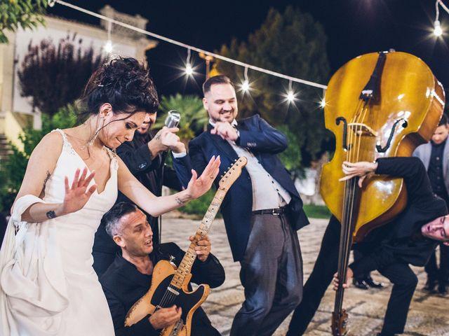 Il matrimonio di Gessica e Gaetano a Ragusa, Ragusa 49