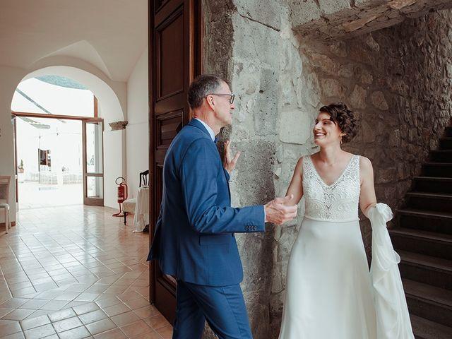 Il matrimonio di Paolo e Chloé a Vico Equense, Napoli 9