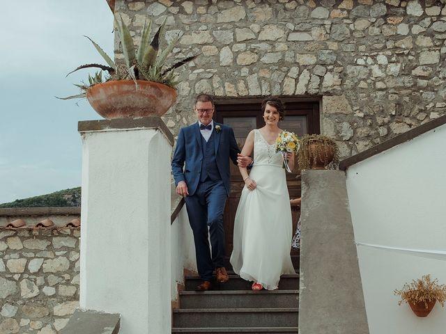 Il matrimonio di Paolo e Chloé a Vico Equense, Napoli 21