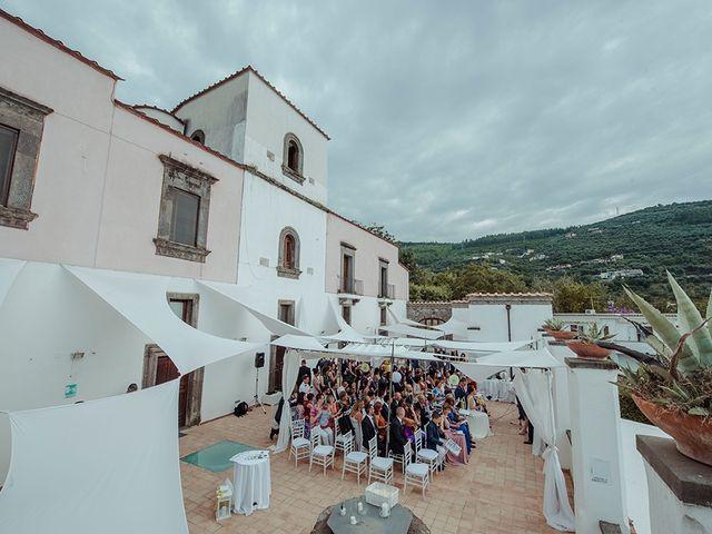 Il matrimonio di Paolo e Chloé a Vico Equense, Napoli 22