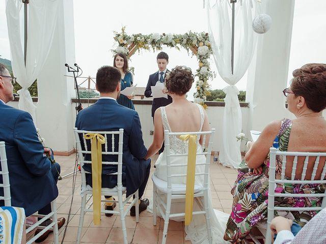 Il matrimonio di Paolo e Chloé a Vico Equense, Napoli 24