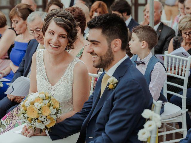 Il matrimonio di Paolo e Chloé a Vico Equense, Napoli 25