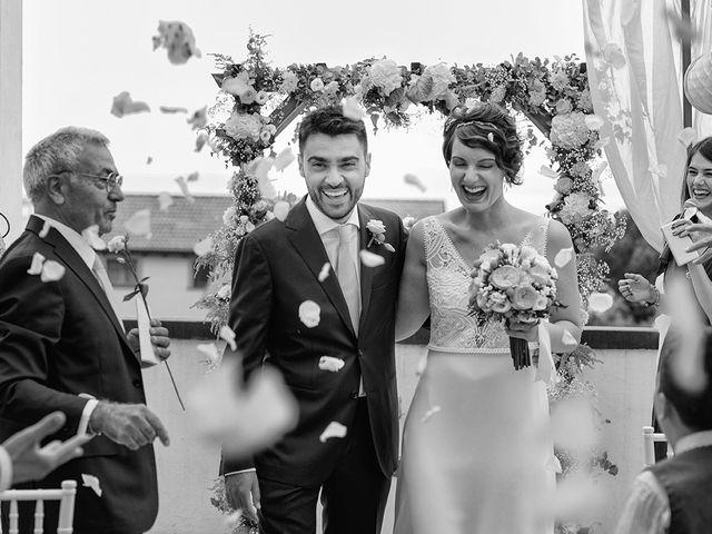 Il matrimonio di Paolo e Chloé a Vico Equense, Napoli 27