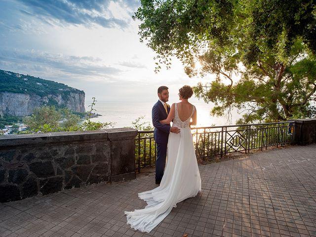 Il matrimonio di Paolo e Chloé a Vico Equense, Napoli 28