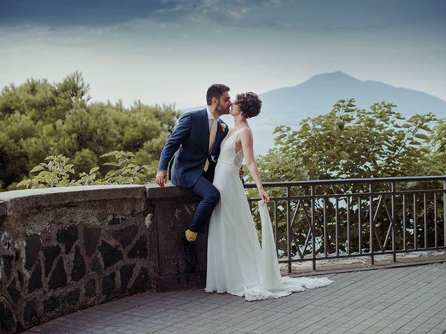 Il matrimonio di Paolo e Chloé a Vico Equense, Napoli 29