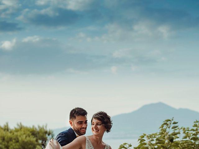 Il matrimonio di Paolo e Chloé a Vico Equense, Napoli 30