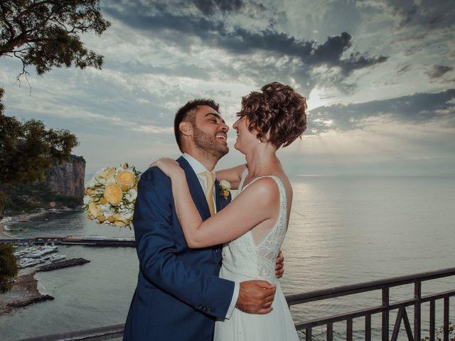 Il matrimonio di Paolo e Chloé a Vico Equense, Napoli 32