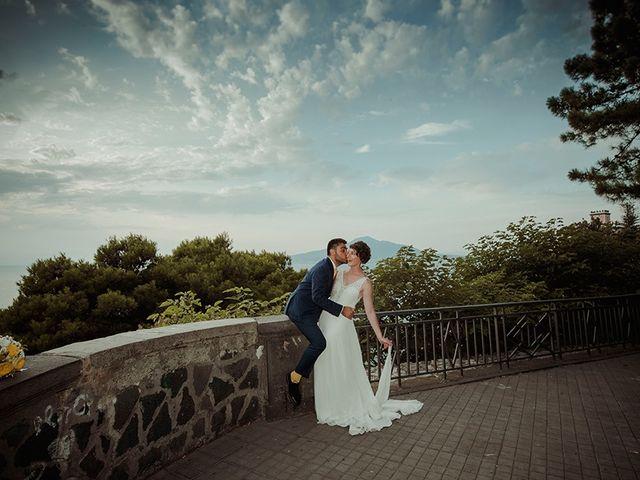 Il matrimonio di Paolo e Chloé a Vico Equense, Napoli 33