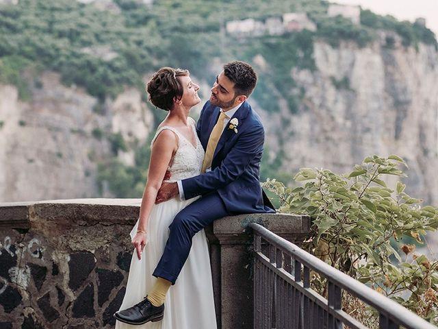 Il matrimonio di Paolo e Chloé a Vico Equense, Napoli 34
