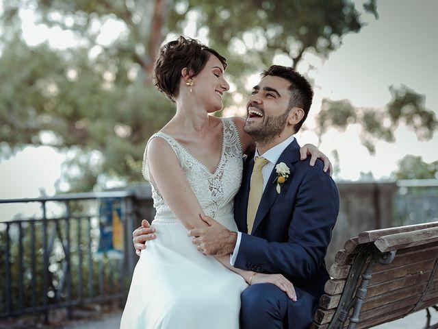 Il matrimonio di Paolo e Chloé a Vico Equense, Napoli 36