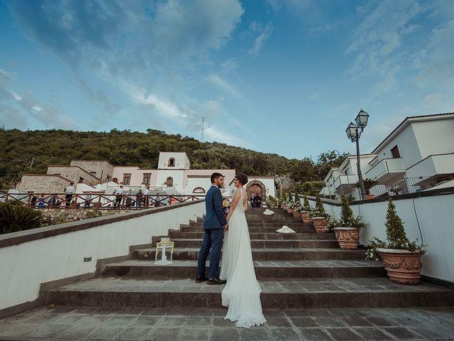 Il matrimonio di Paolo e Chloé a Vico Equense, Napoli 40