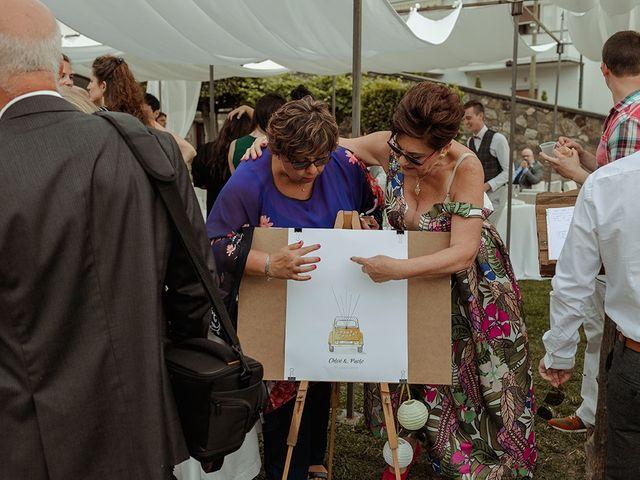 Il matrimonio di Paolo e Chloé a Vico Equense, Napoli 41