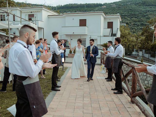 Il matrimonio di Paolo e Chloé a Vico Equense, Napoli 42