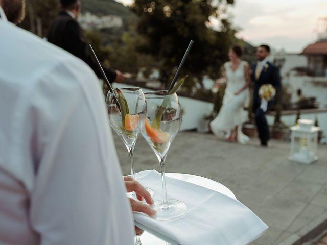 Il matrimonio di Paolo e Chloé a Vico Equense, Napoli 43