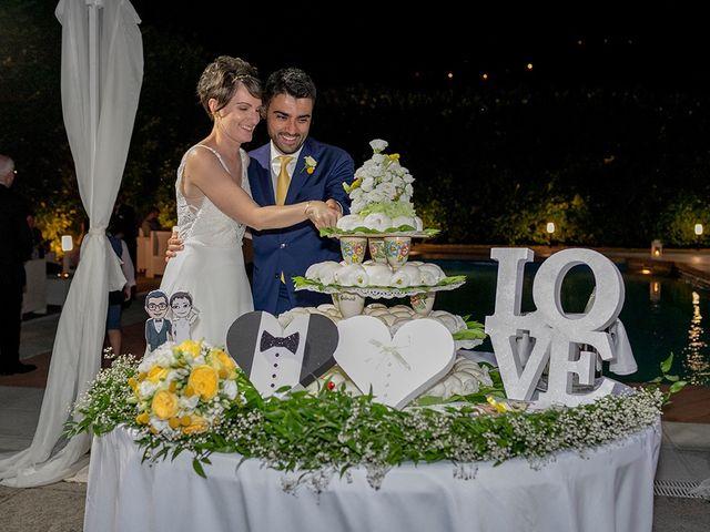 Il matrimonio di Paolo e Chloé a Vico Equense, Napoli 58