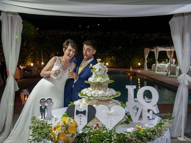 Il matrimonio di Paolo e Chloé a Vico Equense, Napoli 59