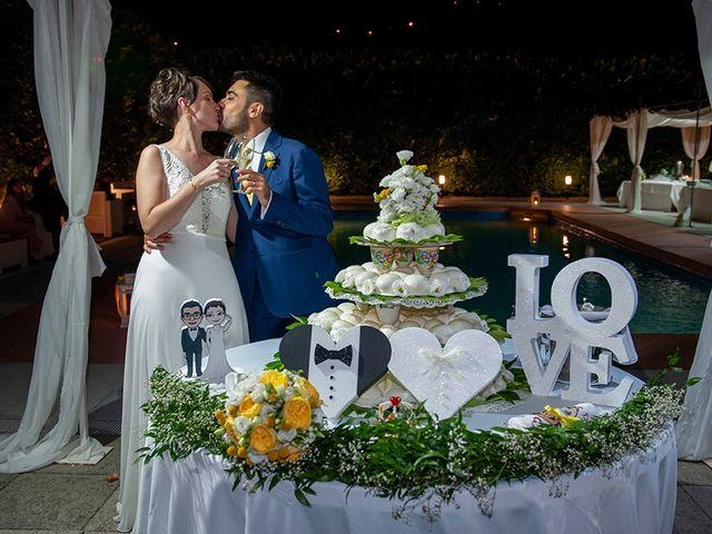 Il matrimonio di Paolo e Chloé a Vico Equense, Napoli 60