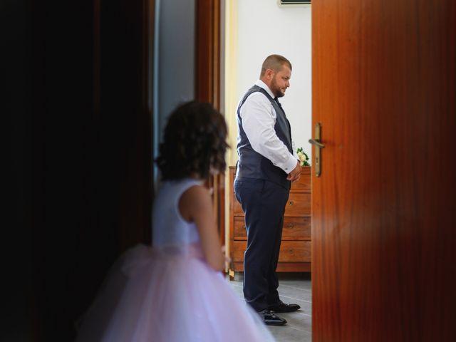 Il matrimonio di Fabio e Sara a Agropoli, Salerno 9
