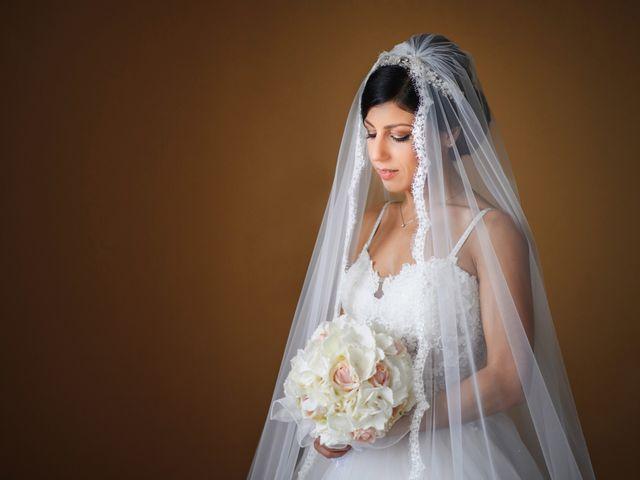 Il matrimonio di Fabio e Sara a Agropoli, Salerno 13