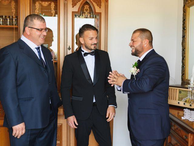 Il matrimonio di Fabio e Sara a Agropoli, Salerno 15