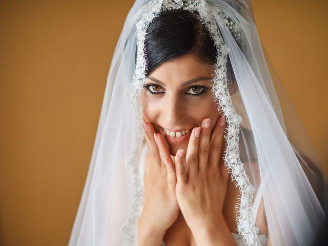 Il matrimonio di Fabio e Sara a Agropoli, Salerno 16