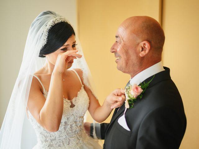 Il matrimonio di Fabio e Sara a Agropoli, Salerno 18