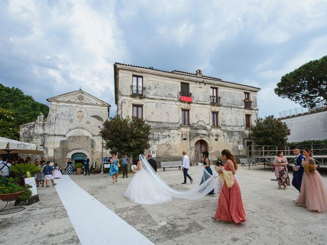 Il matrimonio di Fabio e Sara a Agropoli, Salerno 20