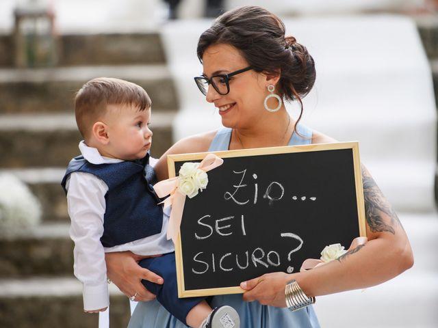 Il matrimonio di Fabio e Sara a Agropoli, Salerno 21
