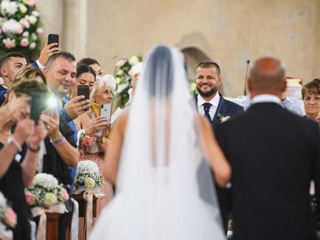 Il matrimonio di Fabio e Sara a Agropoli, Salerno 23