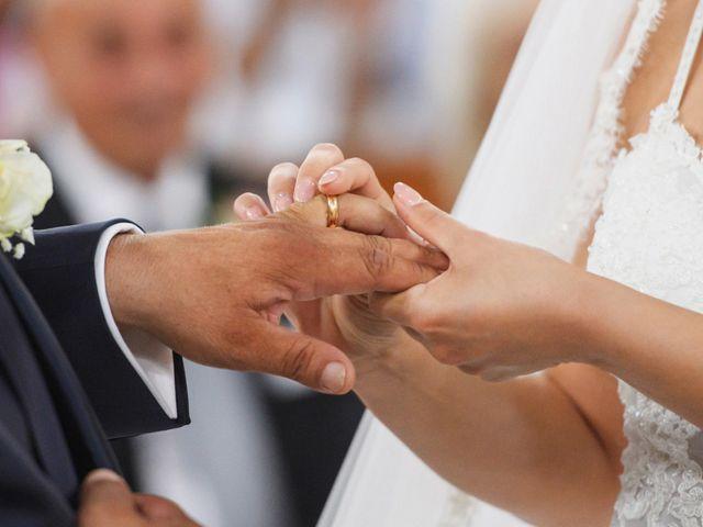 Il matrimonio di Fabio e Sara a Agropoli, Salerno 25