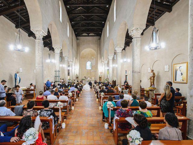 Il matrimonio di Fabio e Sara a Agropoli, Salerno 28