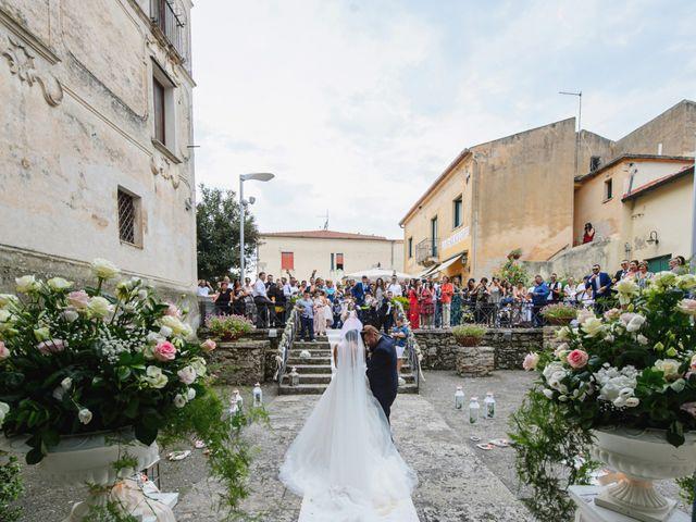 Il matrimonio di Fabio e Sara a Agropoli, Salerno 29