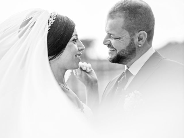 Il matrimonio di Fabio e Sara a Agropoli, Salerno 30