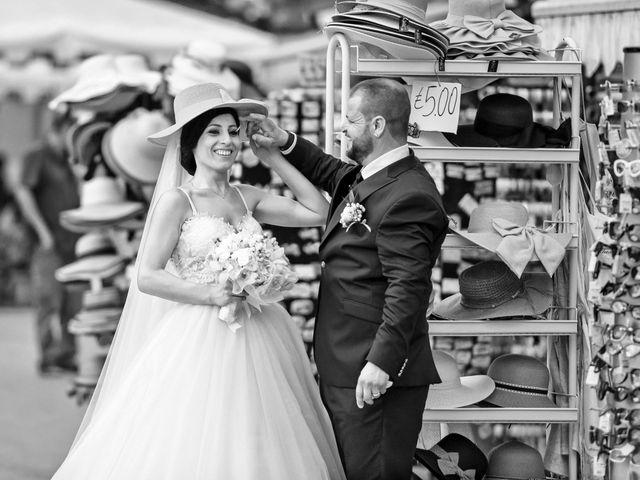 Il matrimonio di Fabio e Sara a Agropoli, Salerno 31