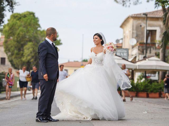 Il matrimonio di Fabio e Sara a Agropoli, Salerno 34