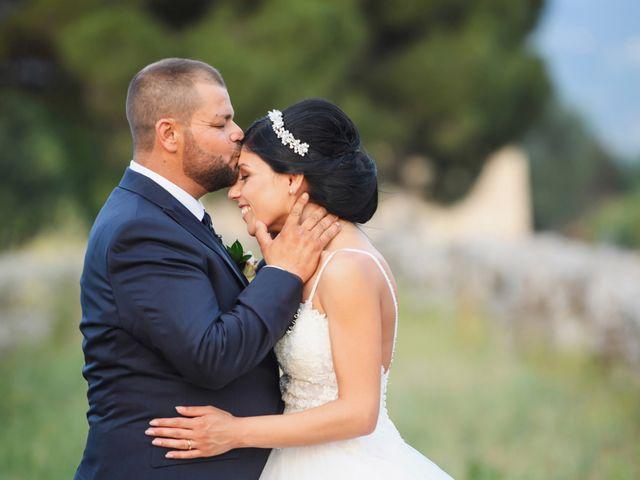 Il matrimonio di Fabio e Sara a Agropoli, Salerno 36