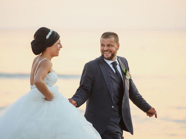 Il matrimonio di Fabio e Sara a Agropoli, Salerno 53