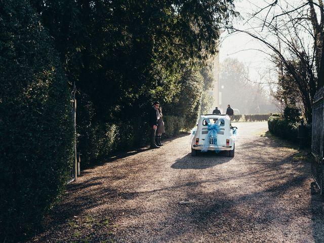 Il matrimonio di Andrea e Giulia a Crespellano, Bologna 25