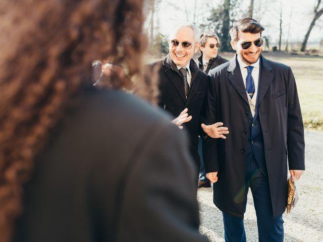 Il matrimonio di Andrea e Giulia a Crespellano, Bologna 27