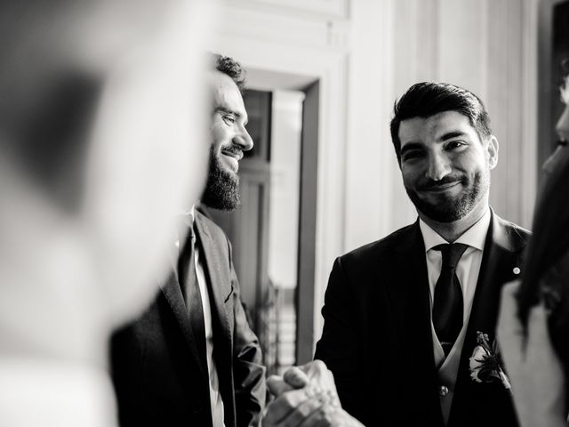 Il matrimonio di Andrea e Giulia a Crespellano, Bologna 32