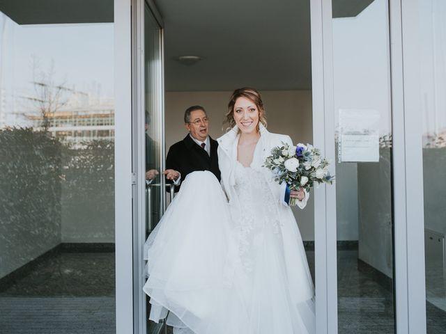 Il matrimonio di Andrea e Giulia a Crespellano, Bologna 33