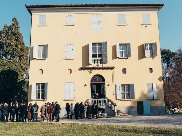 Il matrimonio di Andrea e Giulia a Crespellano, Bologna 39