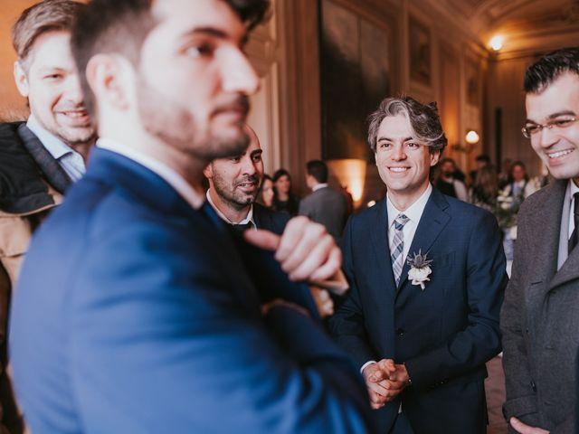 Il matrimonio di Andrea e Giulia a Crespellano, Bologna 40