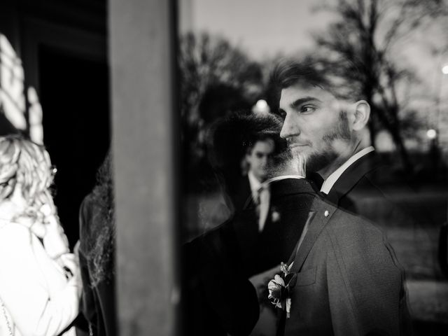 Il matrimonio di Andrea e Giulia a Crespellano, Bologna 41