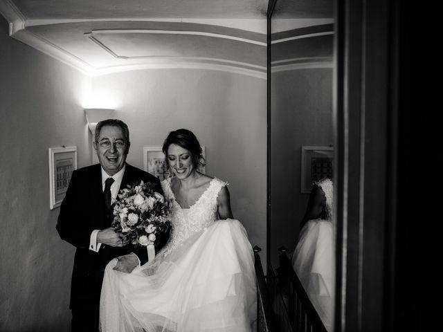 Il matrimonio di Andrea e Giulia a Crespellano, Bologna 46