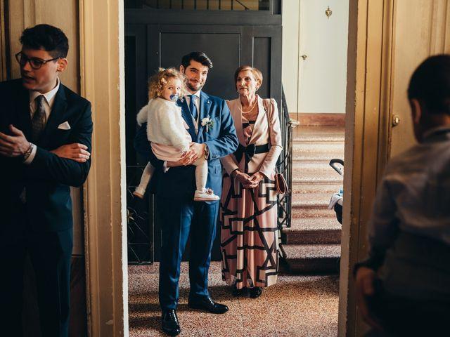 Il matrimonio di Andrea e Giulia a Crespellano, Bologna 47