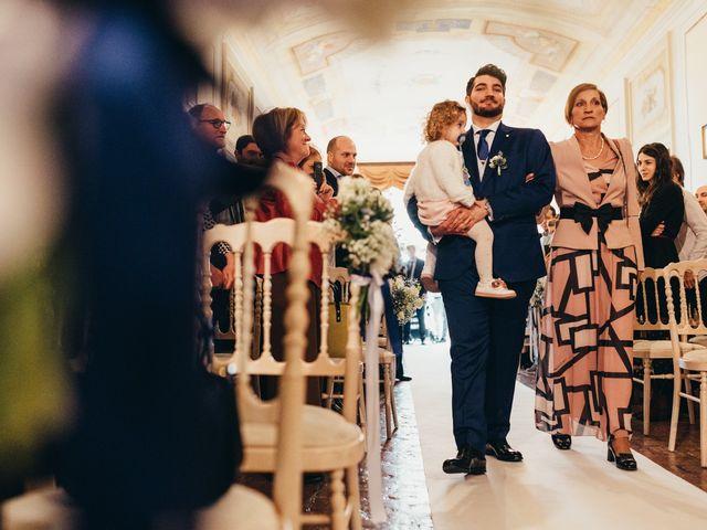 Il matrimonio di Andrea e Giulia a Crespellano, Bologna 48