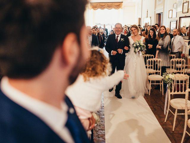 Il matrimonio di Andrea e Giulia a Crespellano, Bologna 50