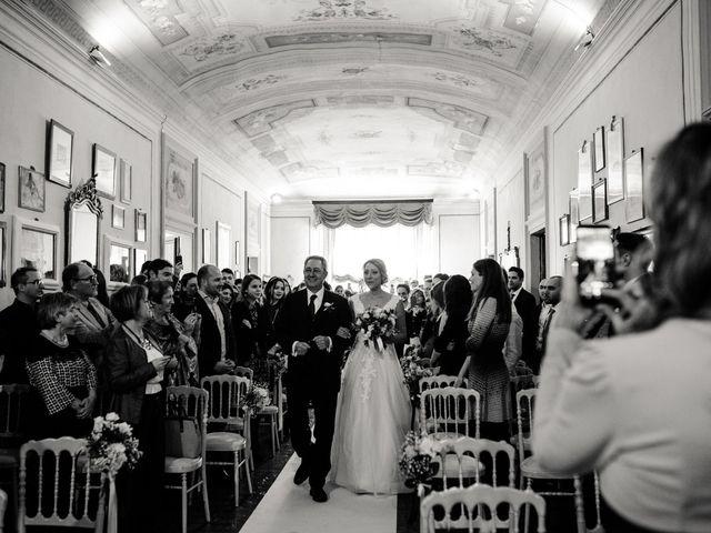 Il matrimonio di Andrea e Giulia a Crespellano, Bologna 51