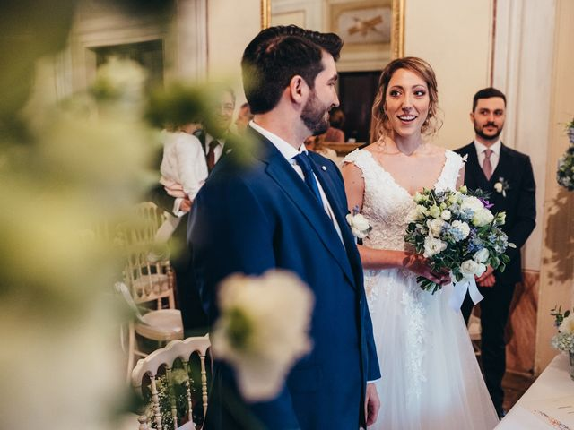 Il matrimonio di Andrea e Giulia a Crespellano, Bologna 52